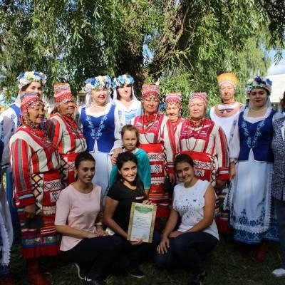 Бьется Культурное сердце России