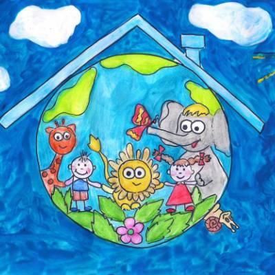 Наш дом - планета Земля